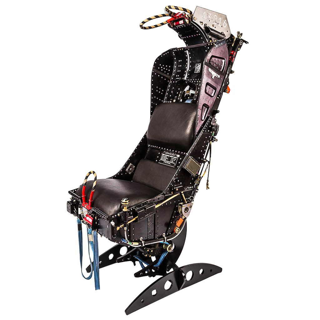 Stylish and Very Unusual Martin Baker Aircraft Ejection Seat | From a unique collection of antique and modern chairs at ...  sc 1 st  Pinterest & Stylish and Very Unusual Martin Baker Aircraft Ejection Seat ...