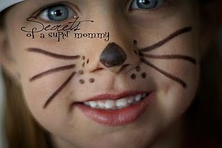 Easy Face Painting Ideas For Beginners Bing Images Easy Face