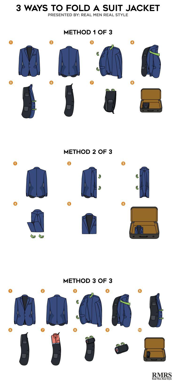 3 Ways to Pack pics