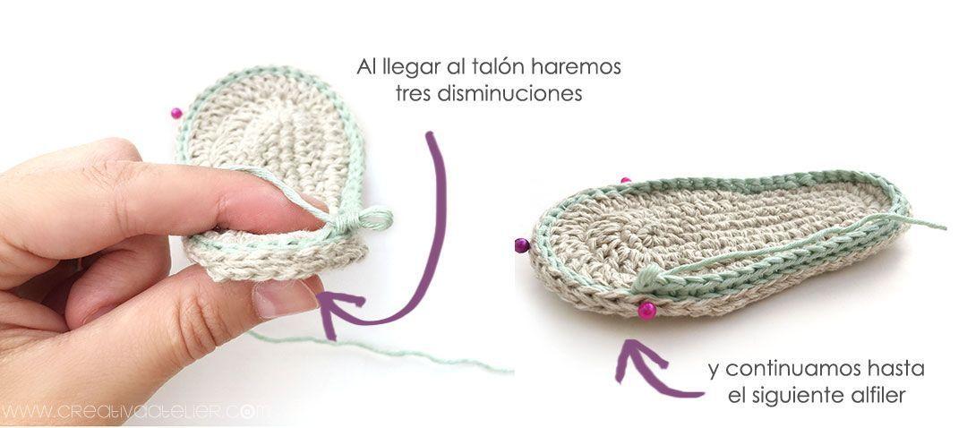 Excepcional Patrón De Crochet Fácil Botín Imágenes - Manta de Tejer ...