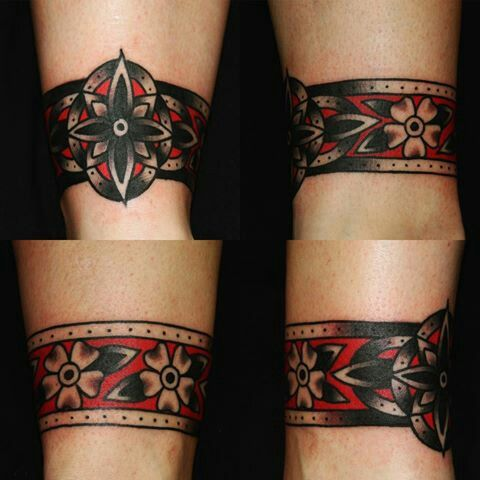Ben Rorke Cuff Tattoo Tattoos For Guys Arm Band Tattoo