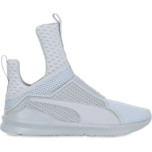 d99af2cd3a5 Puma Select Women Rihanna Fenty Fierce Sneakers ( 180) ❤ liked on Polyvore  featuring shoes