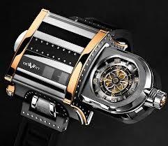 $633K watch bought sight unseen. Dewitt concept no. 1.