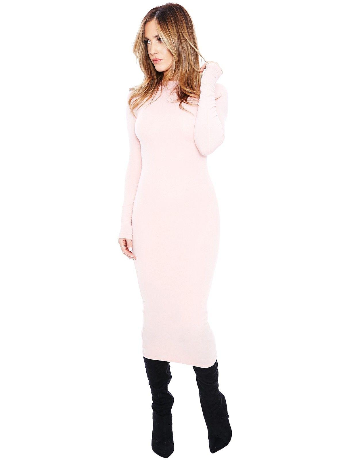 The NW Midi - Dresses - Womens Nakedwardrobe