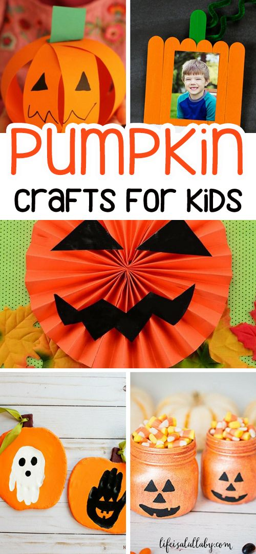 50+ Halloween Crafts for Kids Popsicle stick crafts, Stick crafts - easy homemade halloween decorations for kids