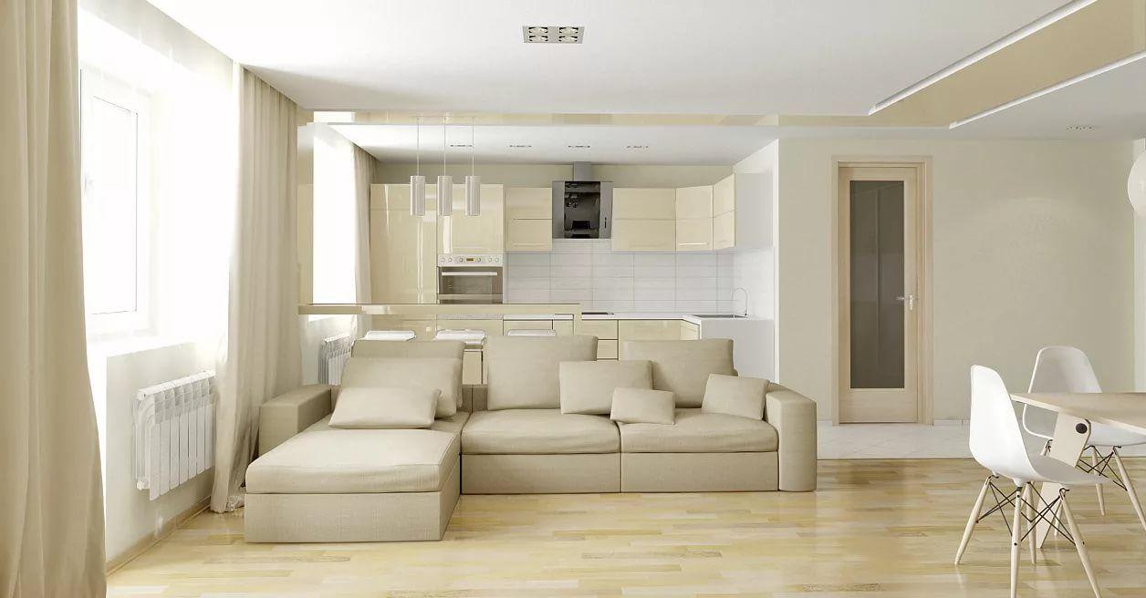 кухня-гостиная 24 кв.м с диваном фото: 10 тыс изображений ...