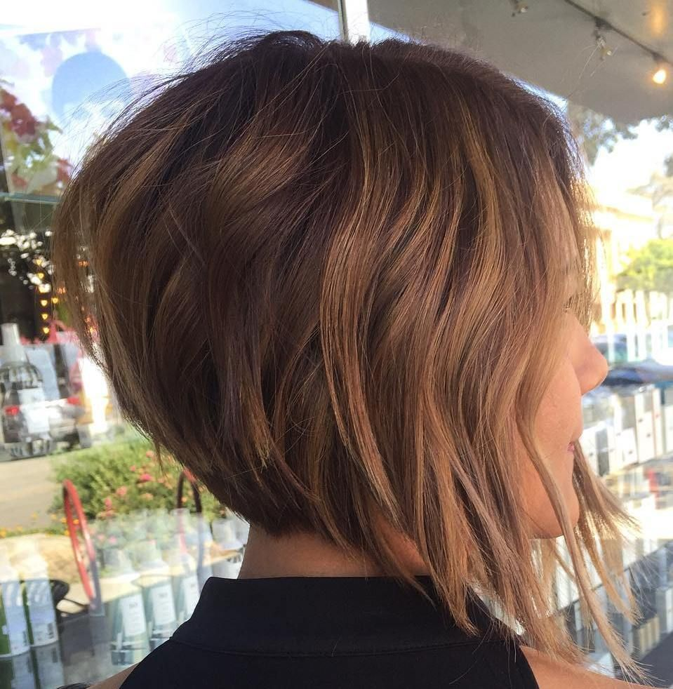 50 Cute And Easy To Style Short Layered Hairstyles Bobs Haircut