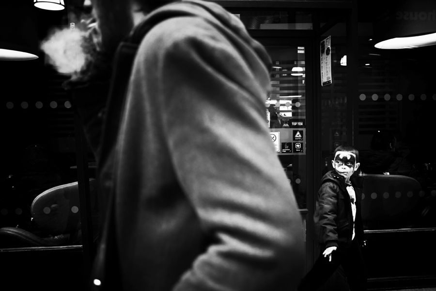elisebrown:  Street photographer Jo Wallace, on Flickr.