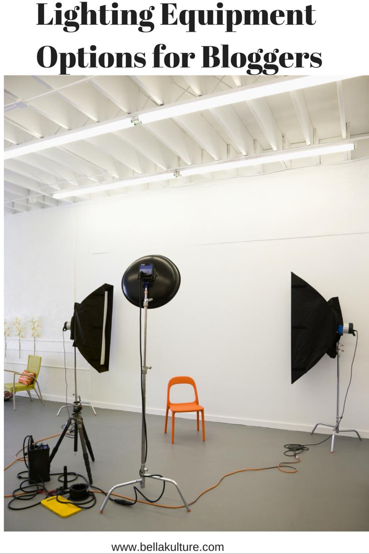 Lighting Equipment For Beauty Bloggers Vloggers