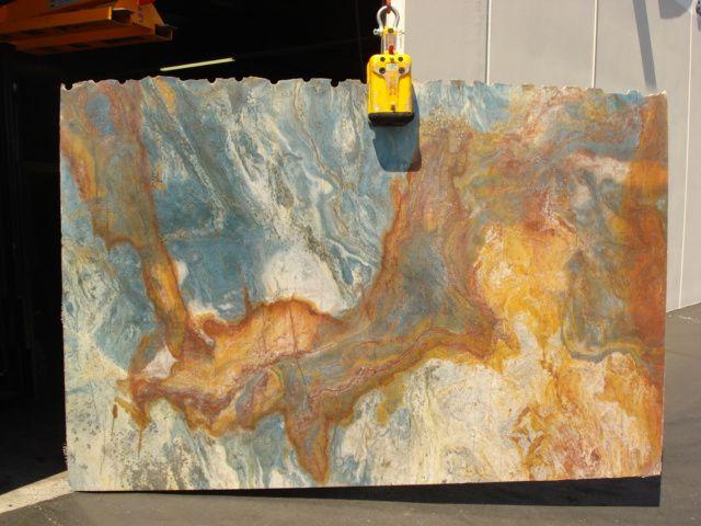 Blue Bay Slab Stone Slab Furniture Makeover Slab