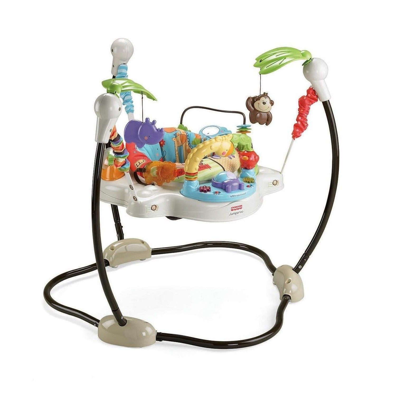 Details about Fisher Price Luv U Zoo Jumperoo Baby Jumper