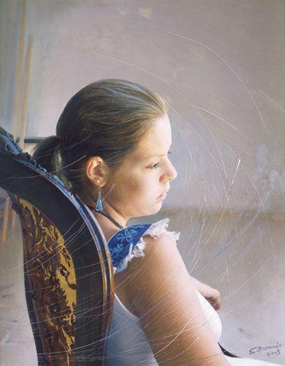 Eduardo Naranjo: Laura, 2005