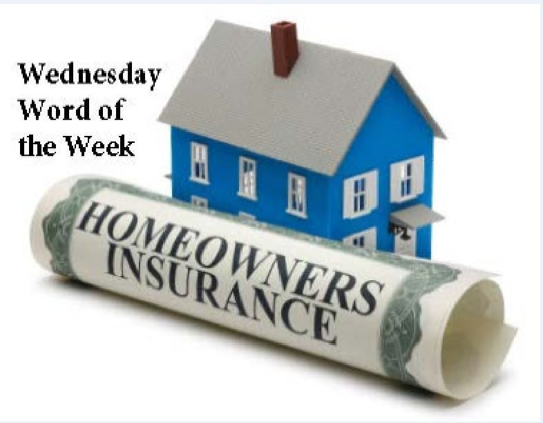 Hazard Insurance Quotes Enchanting Wednesday Word Of The Week Hazard Insurance Hazard Insurance Is A