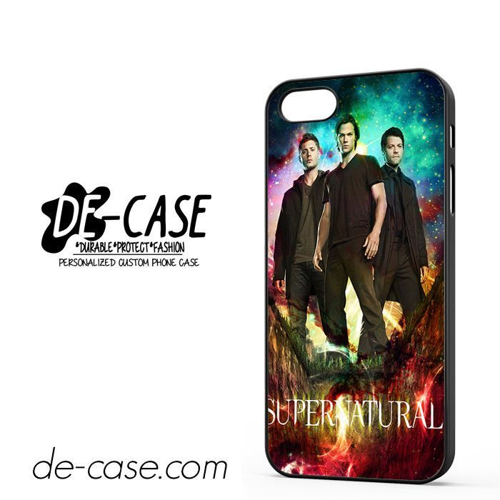 Supernatural Dean Sam Winchester DEAL-10356 Apple Phonecase Cover For Iphone SE Case