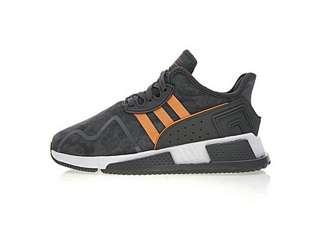 timeless design 03647 13e18 Adidas EQT Cushion ADV Black White Gold By9506 Mens Adidas ning Shoe