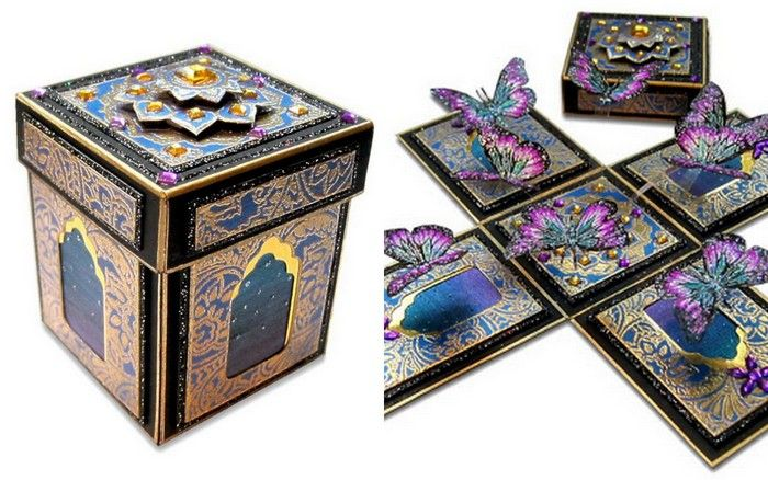Unique Indian Wedding Invitation Boxes that WOW – Wedding Cards Boxes