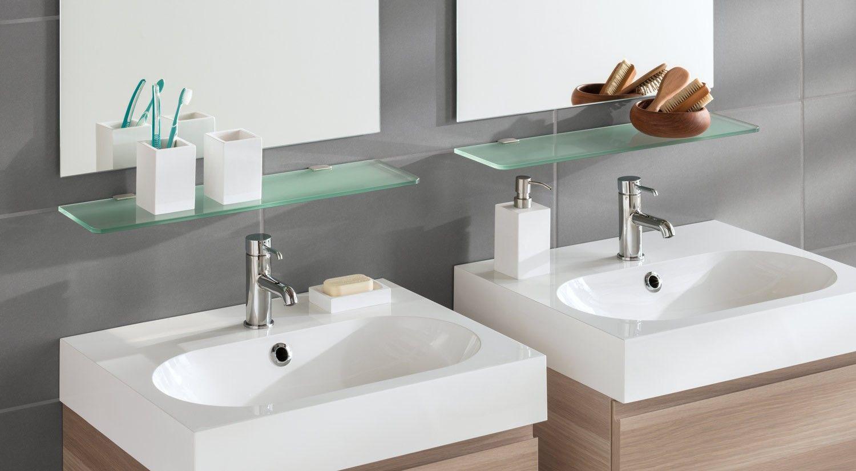 Glasregale Round Flac Perfekt Fur S Bad Regalraum Badezimmer Regal Glasregal Badezimmer