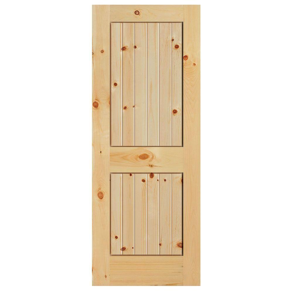 Masonite in x in knotty pine veneer panel plank vgroove