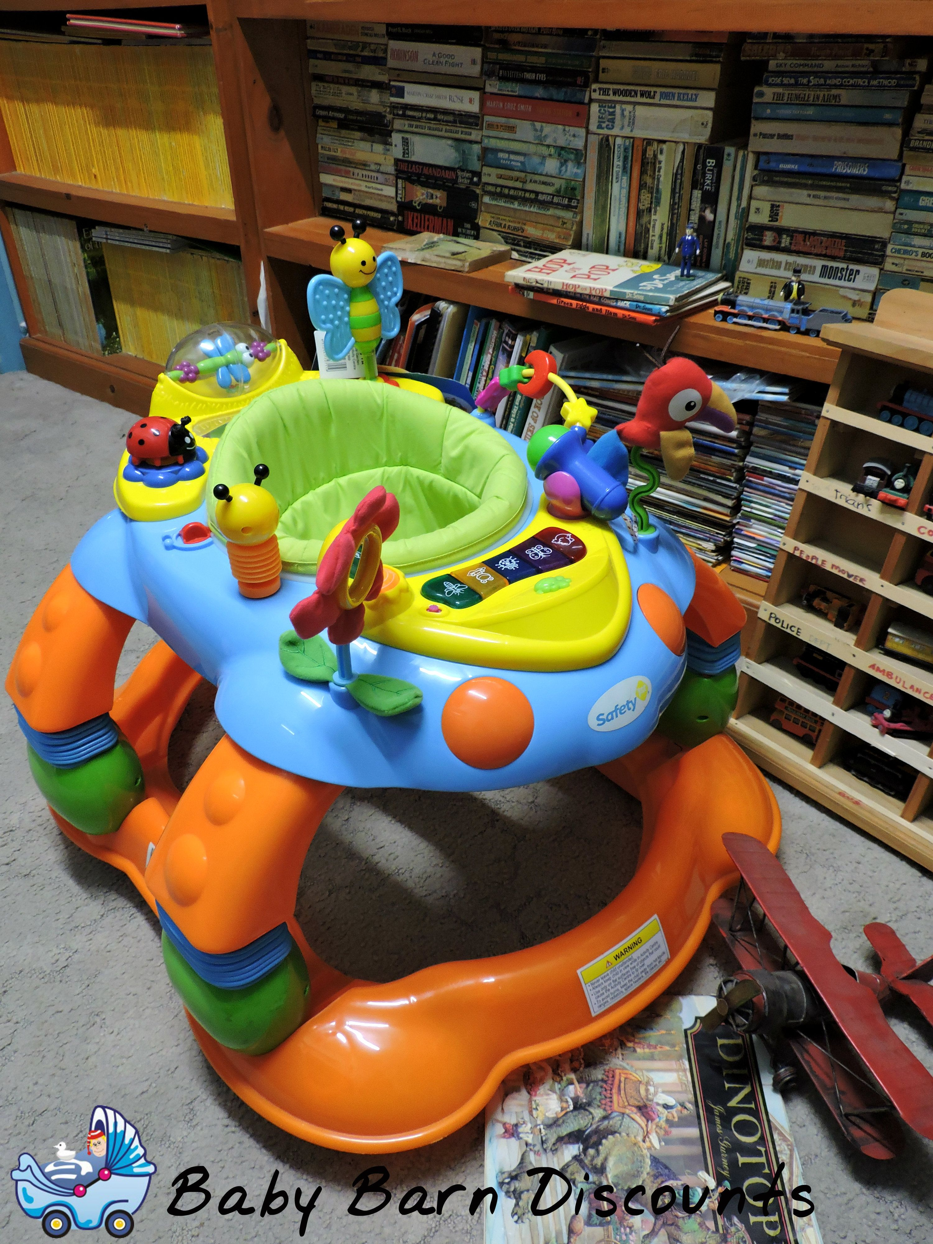 The Safety 1st Melody Garden Activity Centre 3 In 1