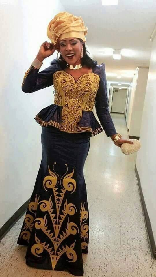 black bazin top and skirt by newafricandesigns on etsy baz n pinterest mode africaine. Black Bedroom Furniture Sets. Home Design Ideas