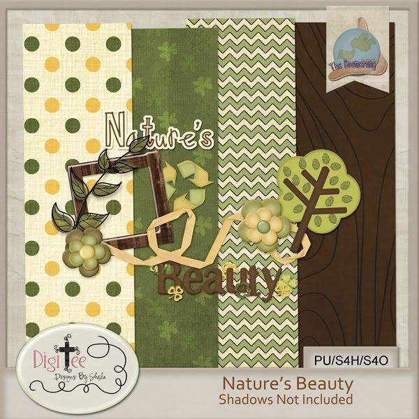 DigiTee Designs By Sheila: Nature\'s Beauty Freebie! | Album ...