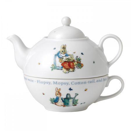 Peter Rabbit: Peter Rabbit Tea for One