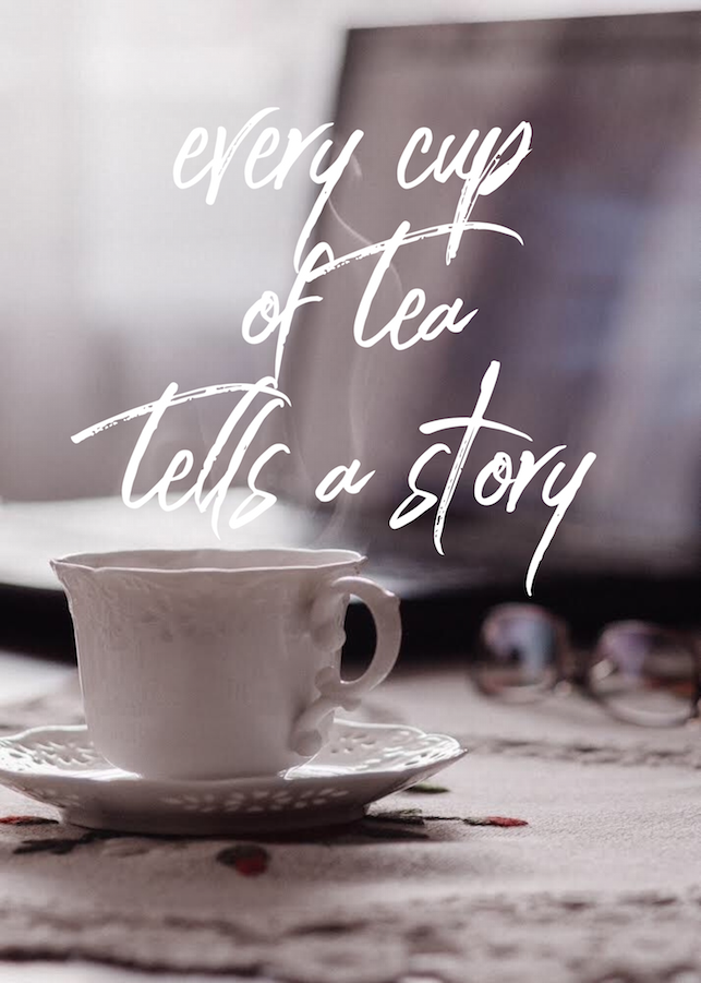 Sign up for FREE tea guide and don't miss a story! Tea