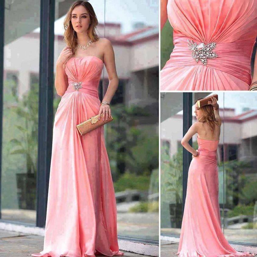 Lindo Vestido de Gala! Especial rosa\'   Other Styles In Fashion ...