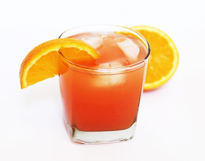 Malibu Sunset | Recipe | Pineapple orange juice, Cranberry ...