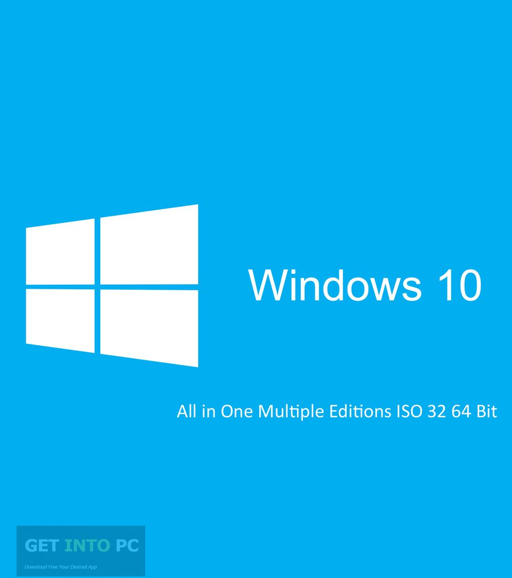 Windows-10-All-in-One-Multiple-Editions-ISO-32-64-Bit-Free