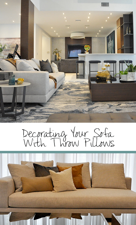 Home Styling Tips Decorating Your Sofa With Throw Pillowsso House Styles Home Interior Design