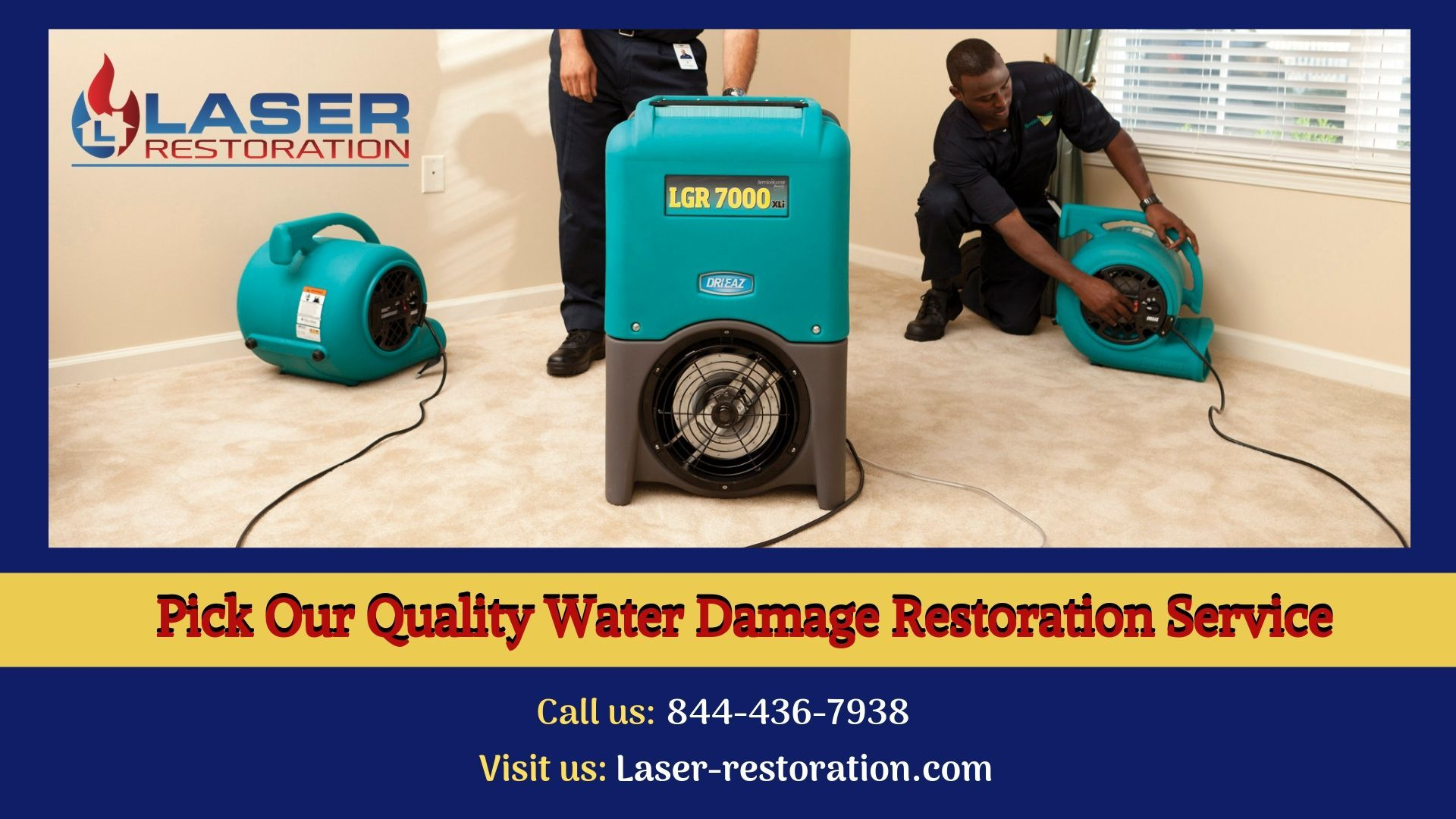 Pick Our Quality Water Damage Restoration Service Damage