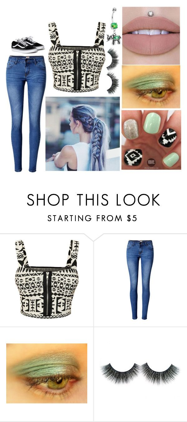 """""""Kayla: January 26, 2017"""" by disneyfreaks39 ❤ liked on Polyvore featuring WearAll and WithChic"""