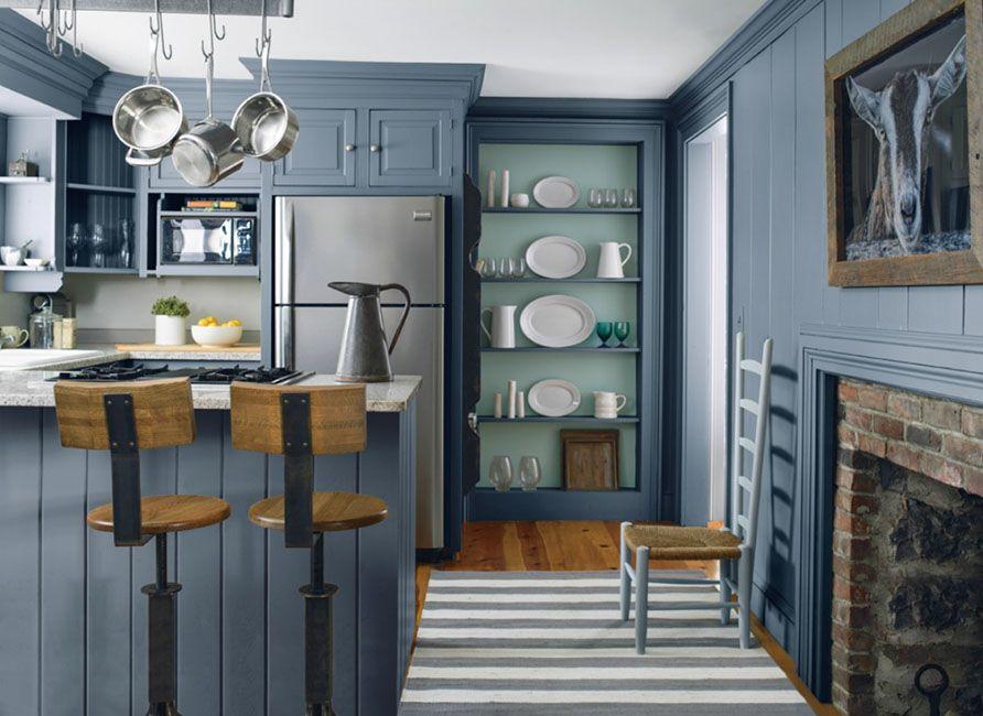 Kitchen Color Ideas Inspiration Benjamin Moore Kitchen Colors Farmhouse Kitchen Decor Simple Room