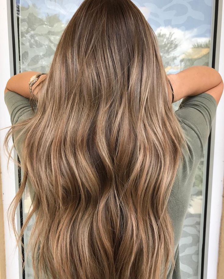 #balayage hair brunette with blonde ombre