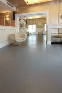 How To Paint Cement Floors Diy Lifestyle Painted