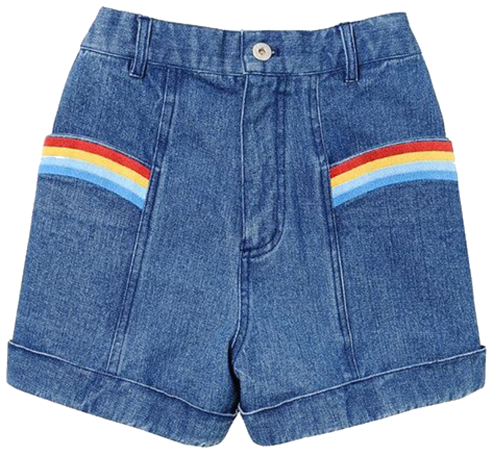 e2fb23bdcb4dd8 Blue Shorts, Denim Shorts, Boardshorts, Over The Rainbow, Jeans, Piece Of