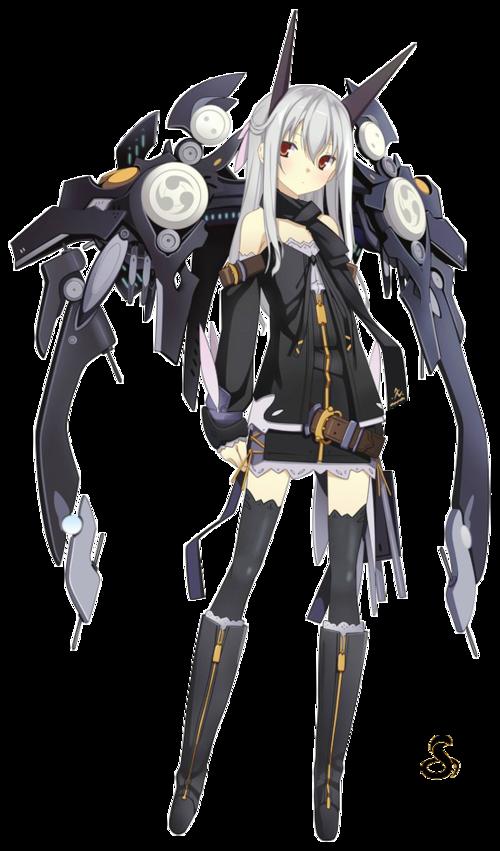 cyborgs noragsmi oc s anime female cyborg robot girl