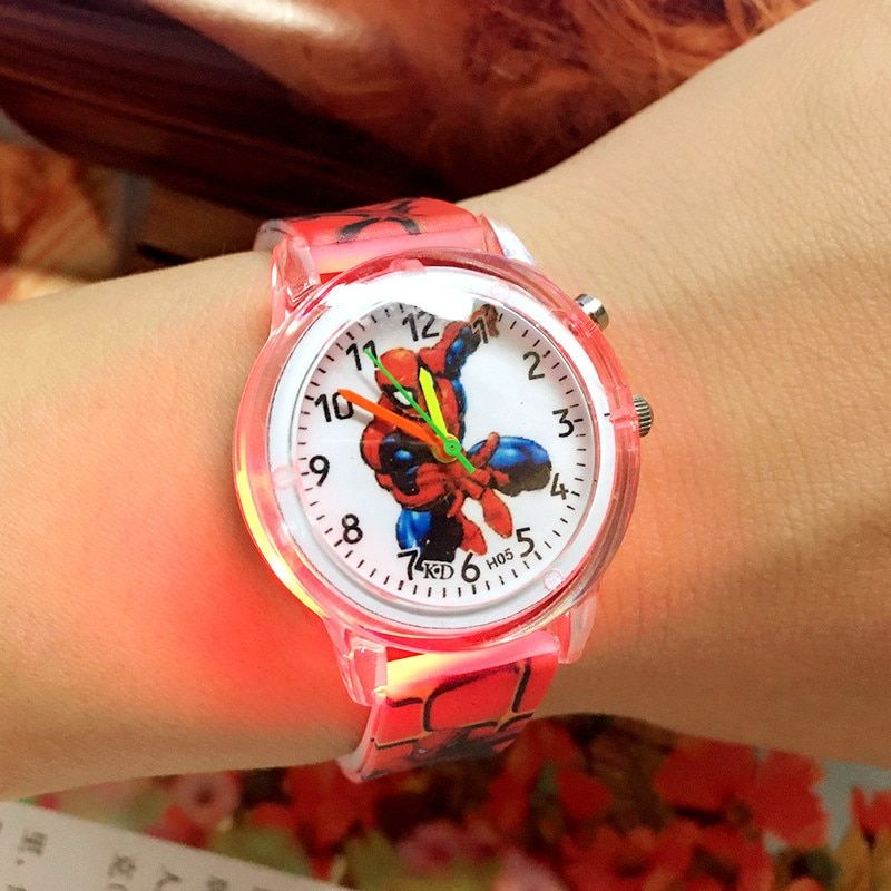 2019 Fashion Sport Smart Watch Children Watches Kids For Girls Boys Wrist Watch Electronic Led Digital Child Clock Students Wristwatch Gifts Children's Watches