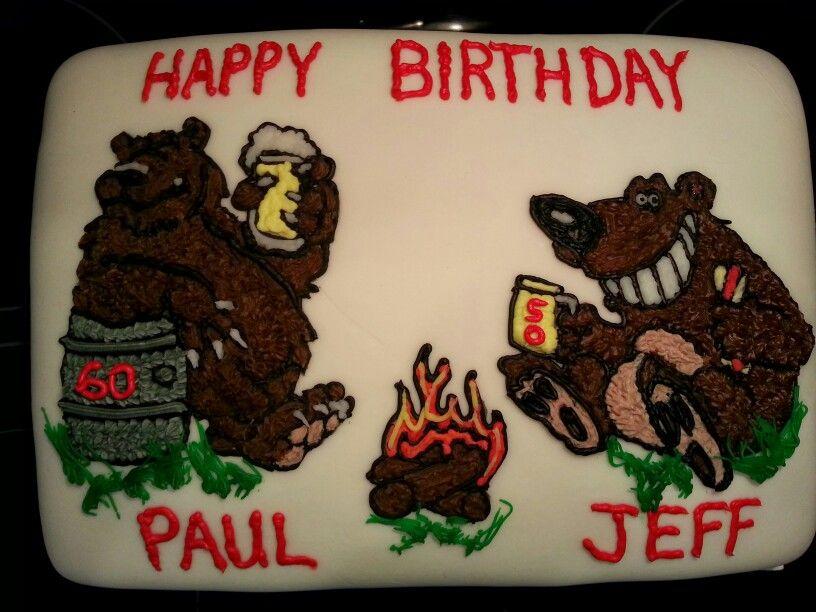 Happy Birthday Paul Jeff Cakes Pinterest Happy Birthday