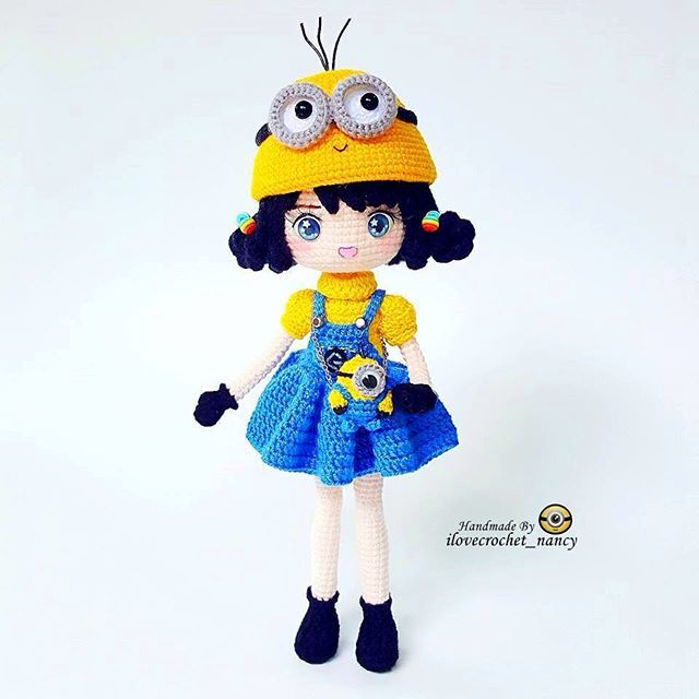 Despicable Ann inspired by wonderful clay artists @lovelywonder4 ...