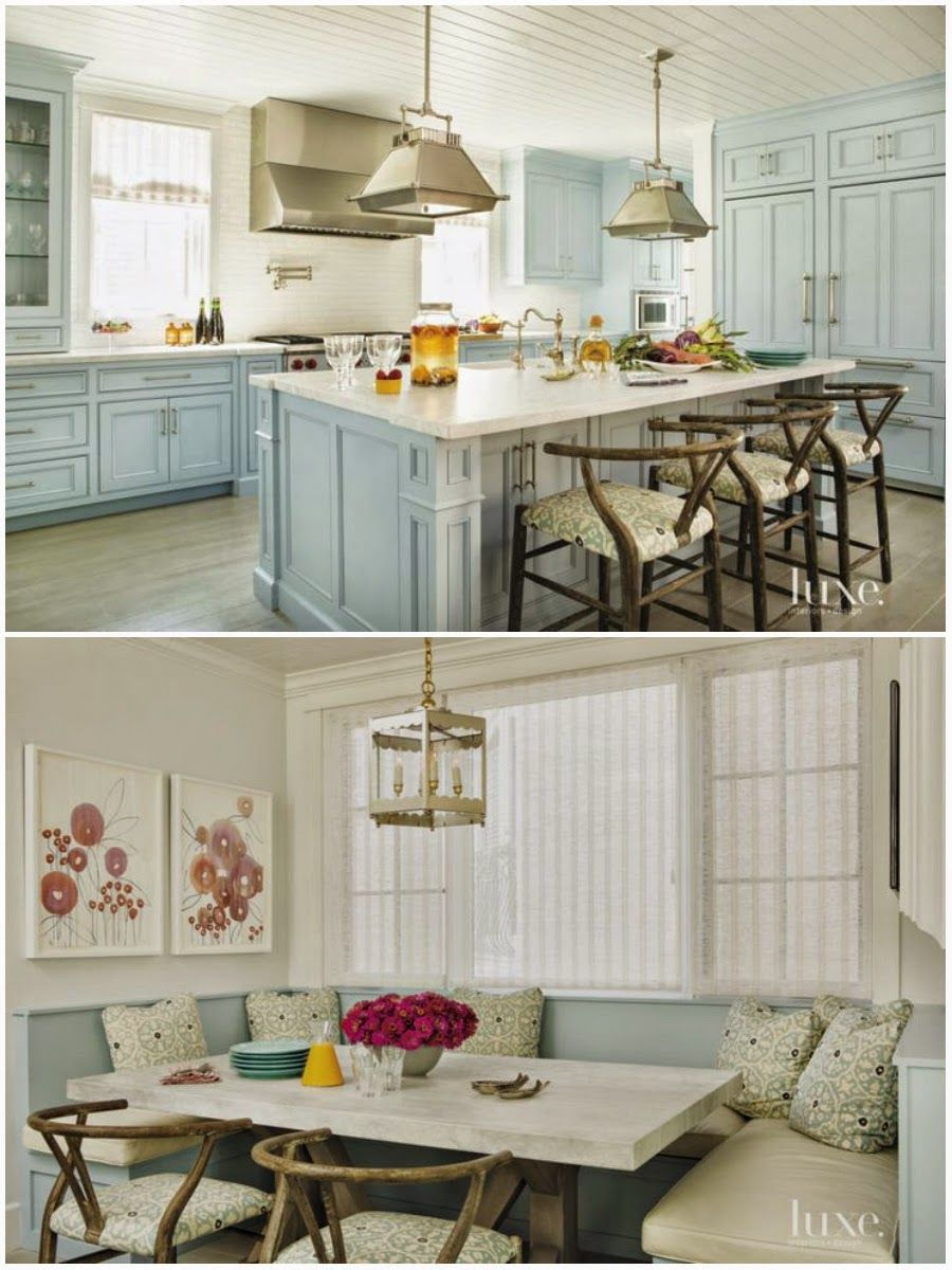 Cottage Style Kitchen Addition To A Cape Cod Style Home: Cape Cod Style, Beach House Kitchens, Beach Cottage Kitchens