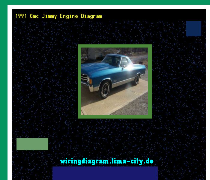 1991 Gmc Jimmy Engine Diagram  Wiring Diagram 185822