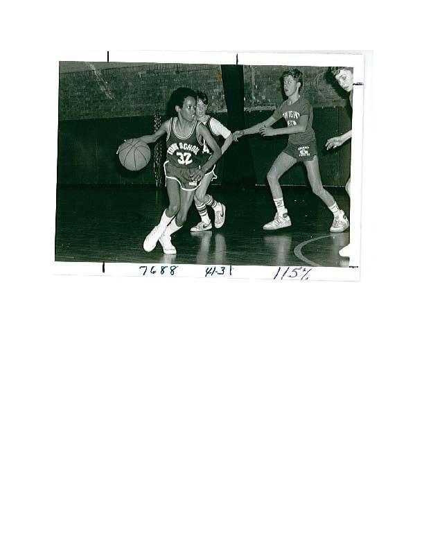 Town Basketball. 1985.