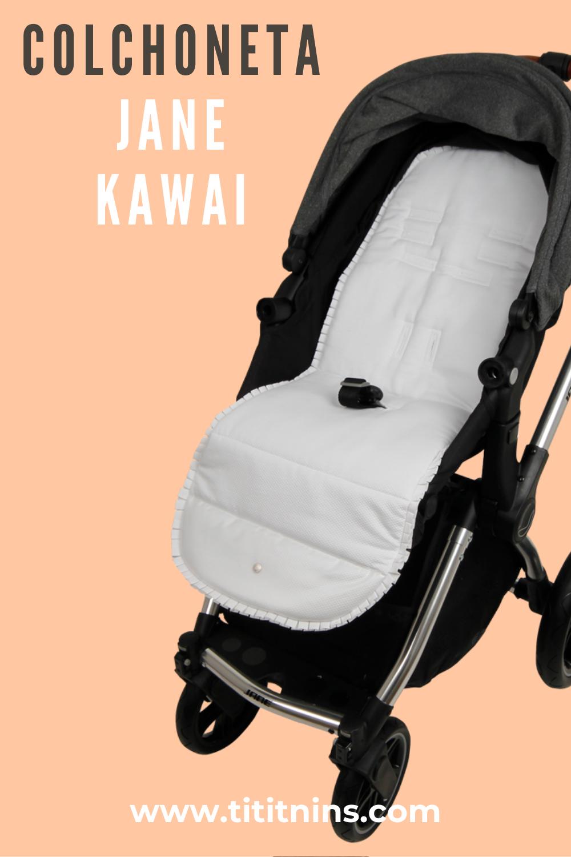 Colchoneta Jane Kawai Tititnins Colchonetas Coches Para Bebes Acolchados