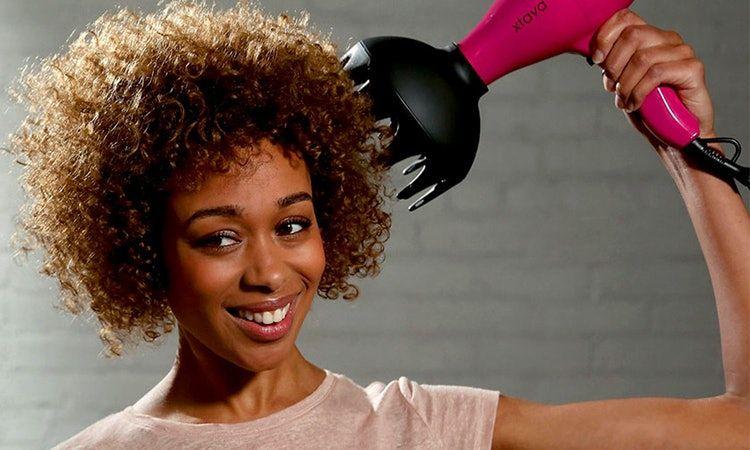 DevaCurl DevaFuser Hair diffuser, Curly hair diffuser