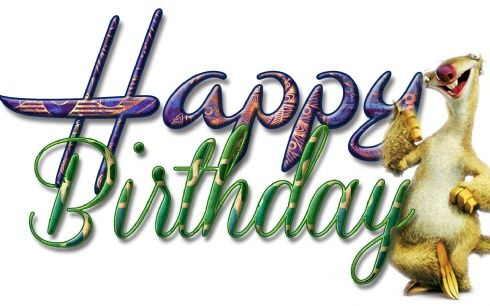 View Greetings In Full Screen Happy Birthday Wallpaper Happy