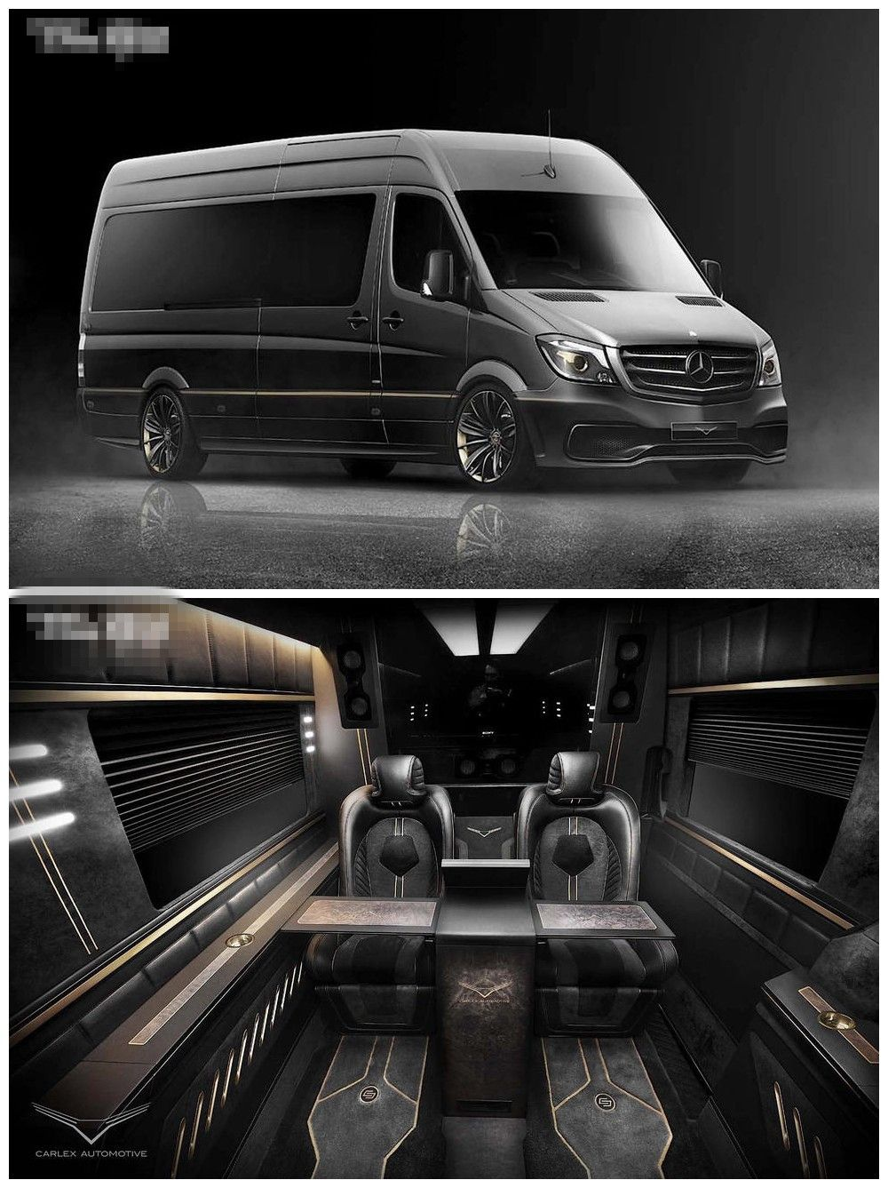 88fe155293 Modified Mercedes-Benz Sprinter
