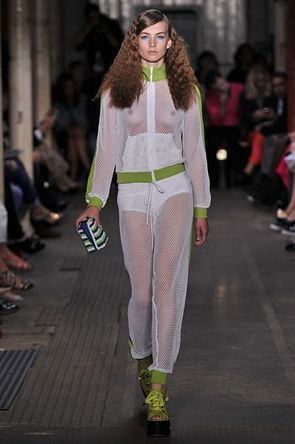 Moschino Cheap And Chic Spring / Summer 2013