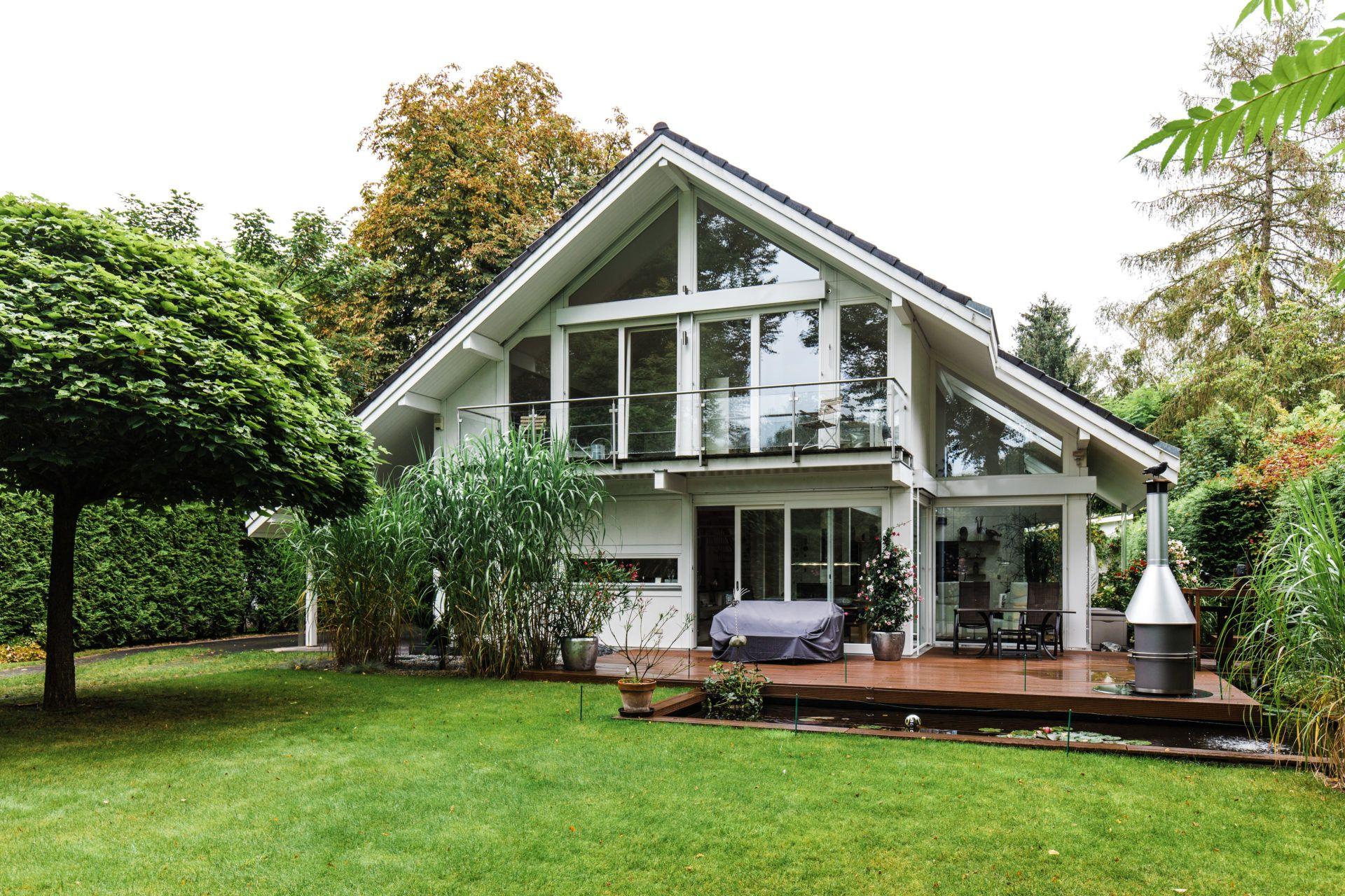 Fachwerkhaus Grundriss CH.212 Haus, Landhaus bauen